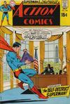 Cover for Action Comics (DC, 1938 series) #390
