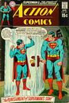 Cover for Action Comics (DC, 1938 series) #391