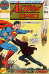 Cover for Action Comics (DC, 1938 series) #393