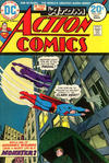 Cover for Action Comics (DC, 1938 series) #430