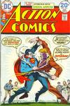Cover for Action Comics (DC, 1938 series) #431