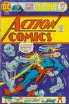 Cover for Action Comics (DC, 1938 series) #449