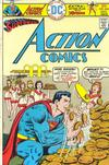 Cover for Action Comics (DC, 1938 series) #454