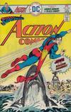 Cover for Action Comics (DC, 1938 series) #456
