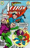 Cover for Action Comics (DC, 1938 series) #465