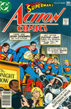 Cover for Action Comics (DC, 1938 series) #474