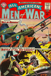 Cover Thumbnail for All-American Men of War (DC, 1953 series) #100