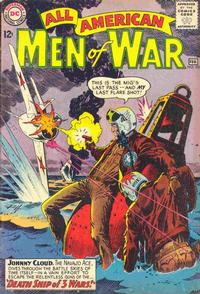 Cover Thumbnail for All-American Men of War (DC, 1953 series) #101