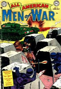 Cover Thumbnail for All-American Men of War (DC, 1952 series) #11