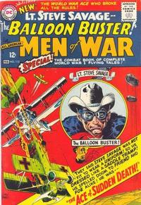 Cover Thumbnail for All-American Men of War (DC, 1953 series) #113