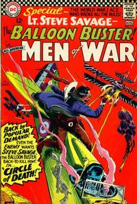 Cover Thumbnail for All-American Men of War (DC, 1953 series) #116