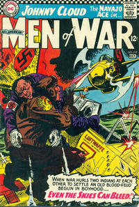 Cover for All-American Men of War (DC, 1952 series) #117