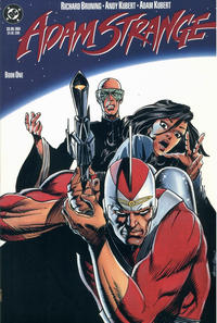 Cover Thumbnail for Adam Strange (DC, 1990 series) #1