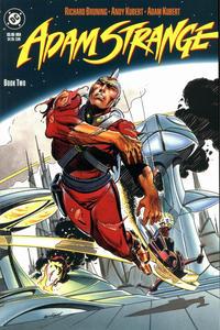 Cover Thumbnail for Adam Strange (DC, 1990 series) #2