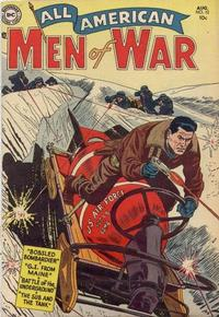 Cover Thumbnail for All-American Men of War (DC, 1953 series) #12