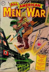 Cover Thumbnail for All-American Men of War (DC, 1952 series) #13