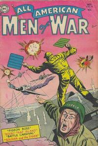 Cover Thumbnail for All-American Men of War (DC, 1952 series) #14