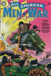 Cover Thumbnail for All-American Men of War (DC, 1952 series) #16