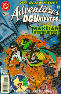 Cover Thumbnail for Adventures in the DC Universe (DC, 1997 series) #5