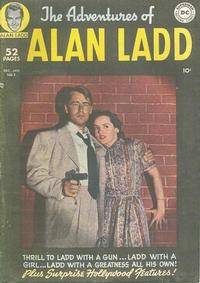 Cover Thumbnail for The Adventures of Alan Ladd (DC, 1949 series) #2