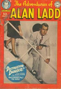 Cover for The Adventures of Alan Ladd (DC, 1949 series) #5