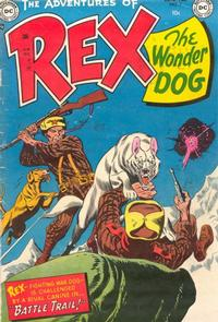 Cover Thumbnail for The Adventures of Rex the Wonder Dog (DC, 1952 series) #7
