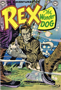 Cover Thumbnail for The Adventures of Rex the Wonder Dog (DC, 1952 series) #9