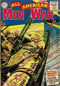 Cover Thumbnail for All-American Men of War (DC, 1953 series) #19