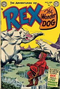 Cover Thumbnail for The Adventures of Rex the Wonder Dog (DC, 1952 series) #15