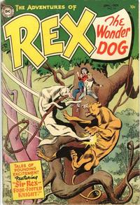 Cover Thumbnail for The Adventures of Rex the Wonder Dog (DC, 1952 series) #17