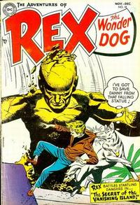 Cover Thumbnail for The Adventures of Rex the Wonder Dog (DC, 1952 series) #18