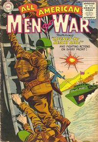 Cover Thumbnail for All-American Men of War (DC, 1953 series) #20