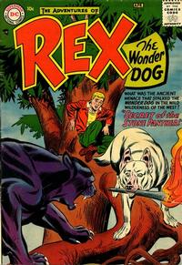 Cover Thumbnail for The Adventures of Rex the Wonder Dog (DC, 1952 series) #32
