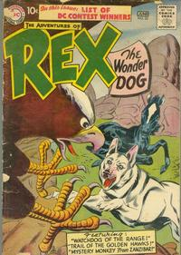 Cover Thumbnail for The Adventures of Rex the Wonder Dog (DC, 1952 series) #33