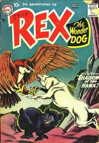 Cover Thumbnail for The Adventures of Rex the Wonder Dog (DC, 1952 series) #39