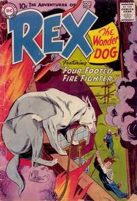 Cover Thumbnail for The Adventures of Rex the Wonder Dog (DC, 1952 series) #41