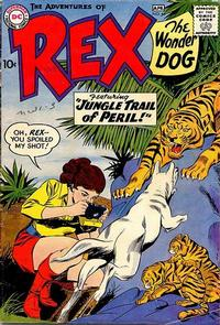 Cover Thumbnail for The Adventures of Rex the Wonder Dog (DC, 1952 series) #44