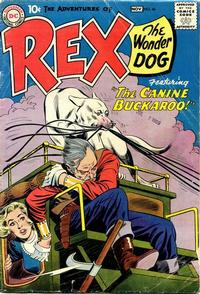 Cover Thumbnail for The Adventures of Rex the Wonder Dog (DC, 1952 series) #46