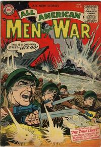 Cover Thumbnail for All-American Men of War (DC, 1953 series) #24