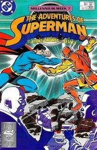 Cover Thumbnail for Adventures of Superman (DC, 1987 series) #437