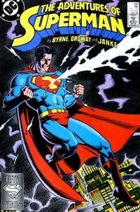 Cover Thumbnail for Adventures of Superman (DC, 1987 series) #440 [Direct Edition]