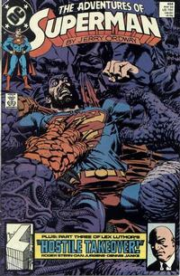 Cover Thumbnail for Adventures of Superman (DC, 1987 series) #454 [Direct]