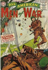 Cover Thumbnail for All-American Men of War (DC, 1953 series) #27