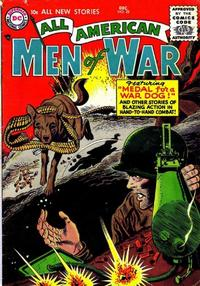 Cover Thumbnail for All-American Men of War (DC, 1952 series) #28