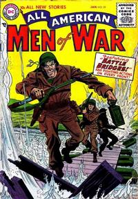 Cover Thumbnail for All-American Men of War (DC, 1953 series) #29