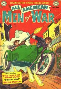 Cover Thumbnail for All-American Men of War (DC, 1953 series) #3