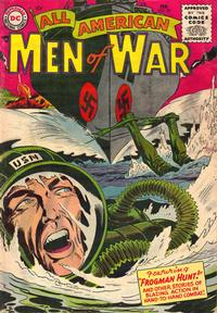 Cover Thumbnail for All-American Men of War (DC, 1952 series) #30