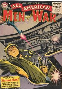 Cover Thumbnail for All-American Men of War (DC, 1952 series) #31