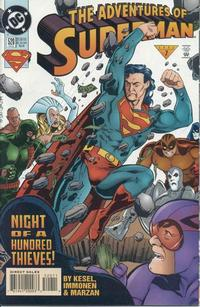 Cover Thumbnail for Adventures of Superman (DC, 1987 series) #520