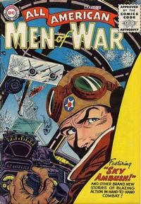 Cover Thumbnail for All-American Men of War (DC, 1953 series) #33